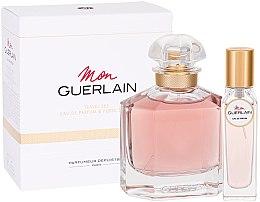 Düfte, Parfümerie und Kosmetik Guerlain Mon Guerlain - Duftset (Eau de Parfum 100ml und Eau de Parfum 15ml)