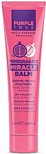 Düfte, Parfümerie und Kosmetik Allzweckbalsam mit Granatapfelduft - Purple Tree Pomegranate Miracle Balm