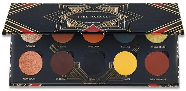Lidschattenpalette - London Copyright Magnetic Eyeshadow Palette The Palace