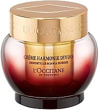 Düfte, Parfümerie und Kosmetik Gesichtscreme - L'occitane Jania Rubens Harmony Divine Cream