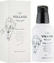 Düfte, Parfümerie und Kosmetik Feuchtigkeitsspendendes, nährendes und revitalisierendes Gesichtsserum - Village 11 Factory Moisture Serum