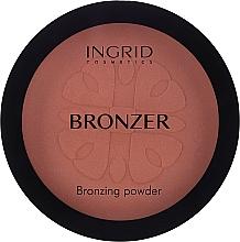 Düfte, Parfümerie und Kosmetik Bronzing-Puder - Ingrid Cosmetics HD Beauty Innovation Bronzing Powder