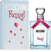 Düfte, Parfümerie und Kosmetik Moschino Funny - Eau de Toilette