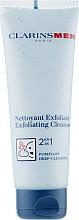 Klärendes Gesichtspeeling - Clarins Men Exfoliating Cleanser — Bild N1