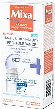Düfte, Parfümerie und Kosmetik Leichte feuchtigkeitsspendende und beruhigende Gesichtscreme - Mixa Pro-Tolerance Cream