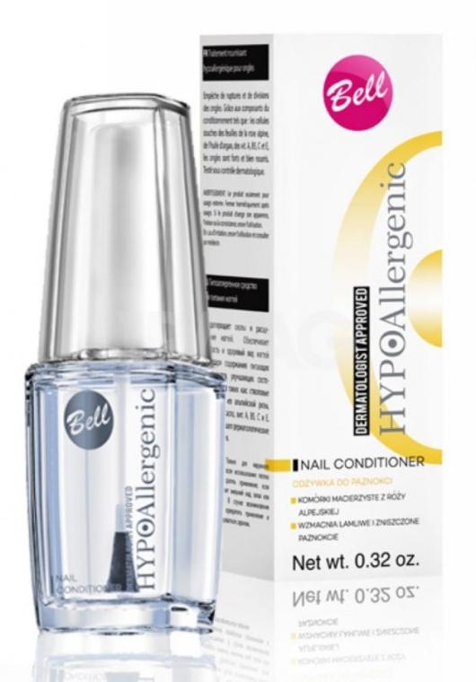 Hypoallergener Nagelbalsam - Bell Hypoallergenic Nail Conditioner — Bild N1