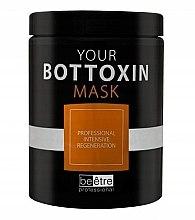 Düfte, Parfümerie und Kosmetik Pflegende Haarmaske mit Keratin für geschädigtes, trockenes und brüchiges Haar - Beetre Your Bottoxin Mask