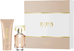 Düfte, Parfümerie und Kosmetik Hugo Boss The Scent For Her - Duftset (Eau de Parfum 30ml + Körperlotion 200ml)