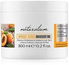 Düfte, Parfümerie und Kosmetik Energiespendendes Körperpeeling mit Aprikose - Naturalium Fresh Skin Apricot