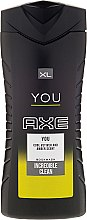 Düfte, Parfümerie und Kosmetik Duschgel - Axe You Incredible Clean Body Wash Gel