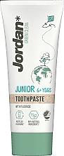 Düfte, Parfümerie und Kosmetik Zahnpasta 6+ Jahre - Jordan Green Clean Junior