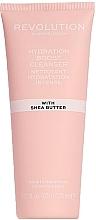 Düfte, Parfümerie und Kosmetik Reinigungscreme für das Gesicht mit Sheabutter und Sonnenblumenöl - Revolution Skincare Hydration Boost Cleanser