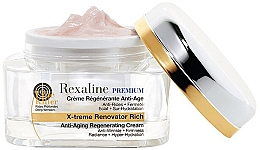 Düfte, Parfümerie und Kosmetik Reichhaltige regenerierende Anti-Aging Gesichtscreme - Rexaline Line Killer X-Treme Renovator Rich Cream