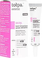 Düfte, Parfümerie und Kosmetik Korrigierende Augencreme für Tag und Nacht - Tolpa Estetic