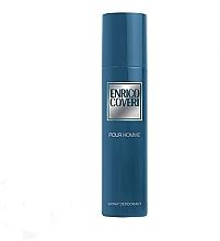 Düfte, Parfümerie und Kosmetik Enrico Coveri Pour Homme Deodorant - Deospray
