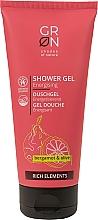 Düfte, Parfümerie und Kosmetik Duschgel mit Bergamotte und Olive - GRN Rich Elements Bergamot & Olive Shower Gel