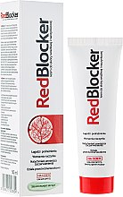 Düfte, Parfümerie und Kosmetik Feuchtigkeitsspendende Tagescreme für empfindliche und Kapillarhaut gegen Rötungen und Reizungen - RedBlocker Day Redness Reducing Moisturiser with Natural Green Pigments SPF 15