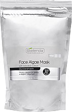 Düfte, Parfümerie und Kosmetik Alginat-Gesichtsmaske mit Aktivkohle - Bielenda Professional Algae Face Mask With Activated Carbon