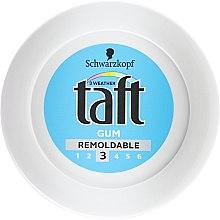 Düfte, Parfümerie und Kosmetik Modellierende Haarpaste - Schwarzkopf Taft Looks Remoldable Gum