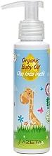 Düfte, Parfümerie und Kosmetik Bio-Babyöl mit Inca-Inchi - Azeta Bio Organic Baby Oil Inca Inchi