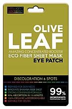 Düfte, Parfümerie und Kosmetik Aufhellende Augenpatches gegen Verfärbungen und dunkle Augenringe mit Olivenblattextrakt - Beauty Face IST Dark Circles & Spots Eye Patch Olive Leaf