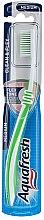 Düfte, Parfümerie und Kosmetik Zahnbürste mittel, grün - Aquafresh Clean & Flex