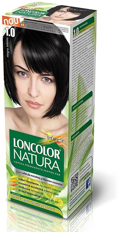 Permanente Haarfarbe - Loncolor Natura
