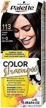 Düfte, Parfümerie und Kosmetik Tönungsshampoo - Schwarzkopf Palette Color Shampoo