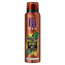 Düfte, Parfümerie und Kosmetik Deospray Antitranspirant - Fa Men