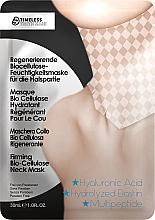 Düfte, Parfümerie und Kosmetik Regenerierende Biocellulose-Feuchtigkeitsmaske für die Halspartie - Timeless Truth Mask Firming Bio Cellulose Neck Mask