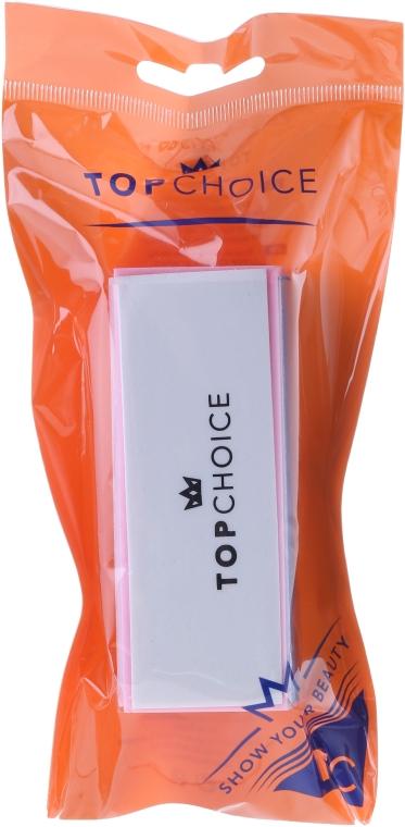 4in1 Buffer-Feile 7576 rosa - Top Choice Nail Block 4-Way