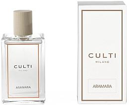Düfte, Parfümerie und Kosmetik Duftendes Raumspray mit Bitterorange und Bergamotte - Culti Milano Room Spray Aramara