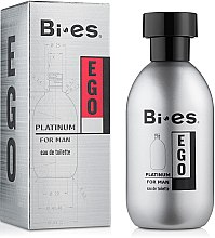 Düfte, Parfümerie und Kosmetik Bi-Es Ego Platinum - Eau de Toilette
