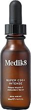 Düfte, Parfümerie und Kosmetik Verjüngendes Gesichtsserum mit Vitamin C für strahlende Haut - Medik8 Super C30+ Intense