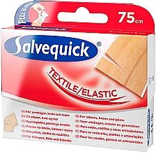 Düfte, Parfümerie und Kosmetik Textile elastische Pflaster für Ellbogen, Knie und Gelenke 75 cm - Salvequick Textil Elastic