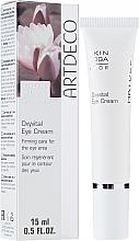 Straffende Augenkonturcreme mit Oxyvital - Artdeco Oxyvital Eye Cream — Bild N1