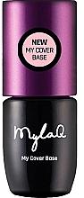 Düfte, Parfümerie und Kosmetik Gel-Nagelunterlack - MylaQ My Cover Base