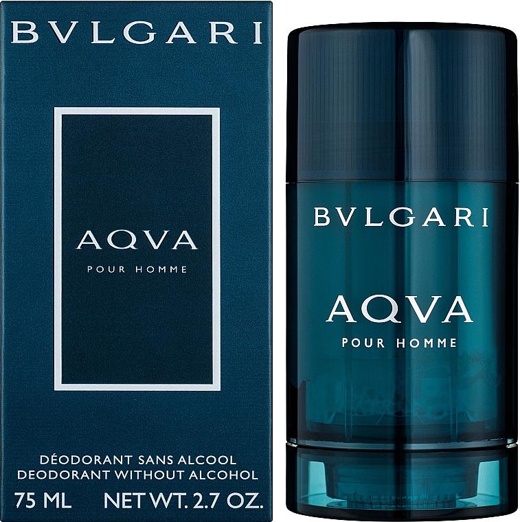 Bvlgari Aqva Pour Homme - Deostick — Bild N2