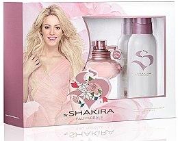 Düfte, Parfümerie und Kosmetik Shakira S By Shakira Eau Florale - Duftset (Eau de Toilette 50ml + Deospray 150ml)