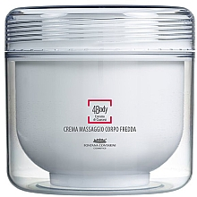 Düfte, Parfümerie und Kosmetik Körpermassagecreme nicht wärmend - Fontana Contarini 4Body Cold Body Massage Cream