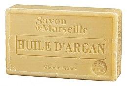Düfte, Parfümerie und Kosmetik Natürliche Seife mit Arganöl - Le Chatelard 1802 Savon de Marseille Huile Argan Soap