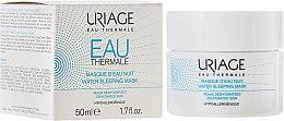 Düfte, Parfümerie und Kosmetik Nachtgesichtsmaske mit Honig - Uriage Eau Thermale Water Sleeping Mask