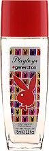 Düfte, Parfümerie und Kosmetik Playboy Generation For Her - Parfümiertes Körperspray