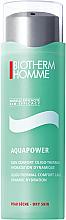 Düfte, Parfümerie und Kosmetik Körperemulsion für trockene Haut - Biotherm Homme Aquapower Oligo-Thermal Comfort Care Dry Skin