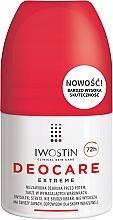Düfte, Parfümerie und Kosmetik Deo Roll-on Antitranspirant für Männer - Iwostin Extreme Roll-On