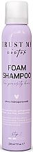 Düfte, Parfümerie und Kosmetik Feuchtigkeitsspendendes Schaum-Shampoo für das Haar mit niedriger Porosität - Trust My Sister Low Porosity Hair Foam Shampoo