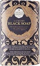 Düfte, Parfümerie und Kosmetik Luxuriöse Naturseife mit Aktivkohle - Nesti Dante Natural Luxury Black Soap Limited Edition