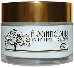Düfte, Parfümerie und Kosmetik Anti-Aging Tagescreme SPF 15 - Arganour Anti Age Facial Cream Spf15