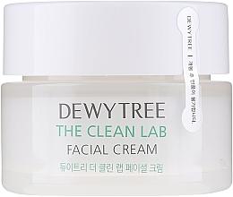 Düfte, Parfümerie und Kosmetik Gesichtscreme mit Ceramiden und Hyaluronsäure - Dewytree The Clean Lab Facial Cream