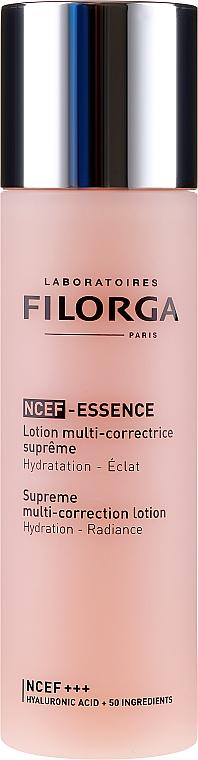 Regenerierende feuchtigkeitsspendende und aufhellende Gesichtslotion - Filorga NCEF-Essence Supreme Multi-Correctrice Lotion